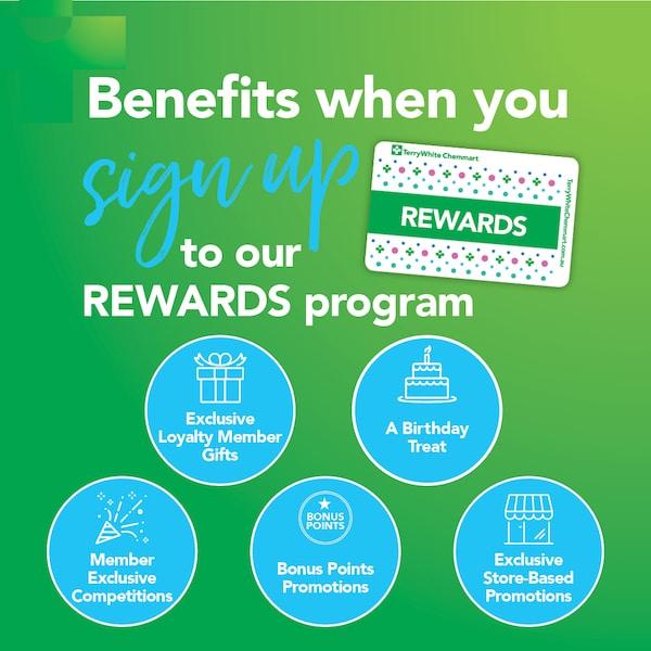 TerryWhite Chemmart® Rewards - TerryWhite Chemmart Nelson Bay